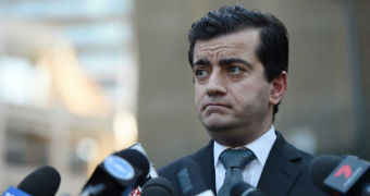 Sam Dastyari's done his dash