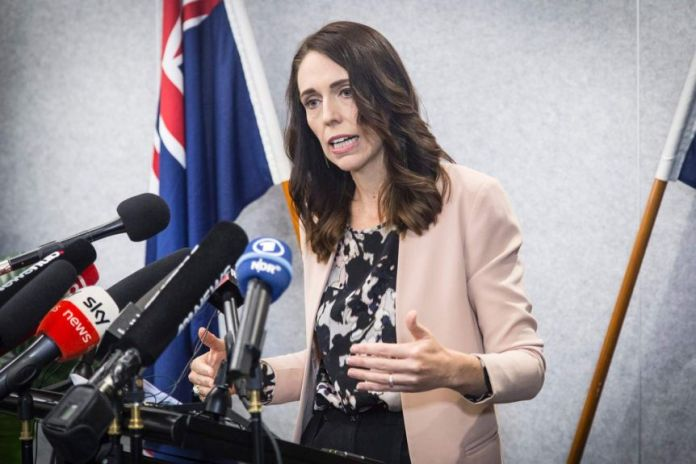 New Zealand Prime Minister Jacinda Ardern will not say how she will vote in the referendum