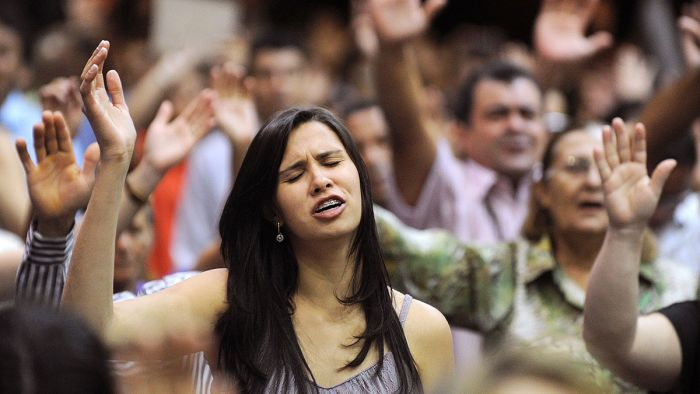 How Hillsong brought the 'clubbing experience' to religion in Catholic Brazil
