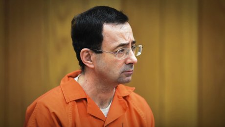 'Clearly you are in denial': Larry Nassar sentenced to another 40 to 125 years' jail