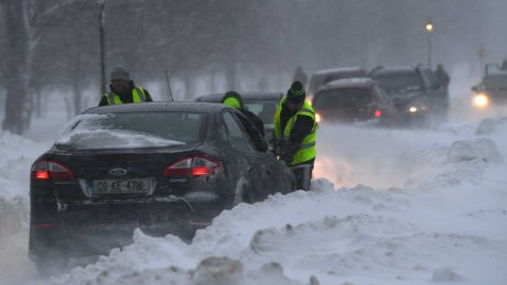 Four dead in avalanche as 'Beast from the East' causes chaos across Europe