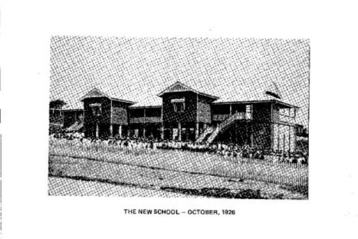 Morningside State School original building