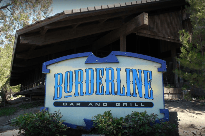 Image result for borderline bar and grill