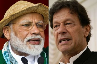 Image result for Pakistani PM calls on world to act to avert 'nuclear war' with India over Kashmir issue