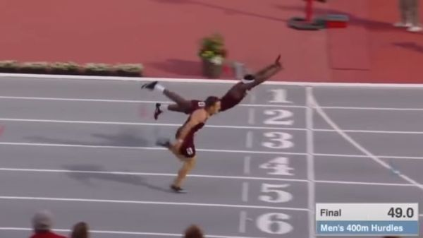 Incredible dive at finish line sees Infinite Tucker win ...