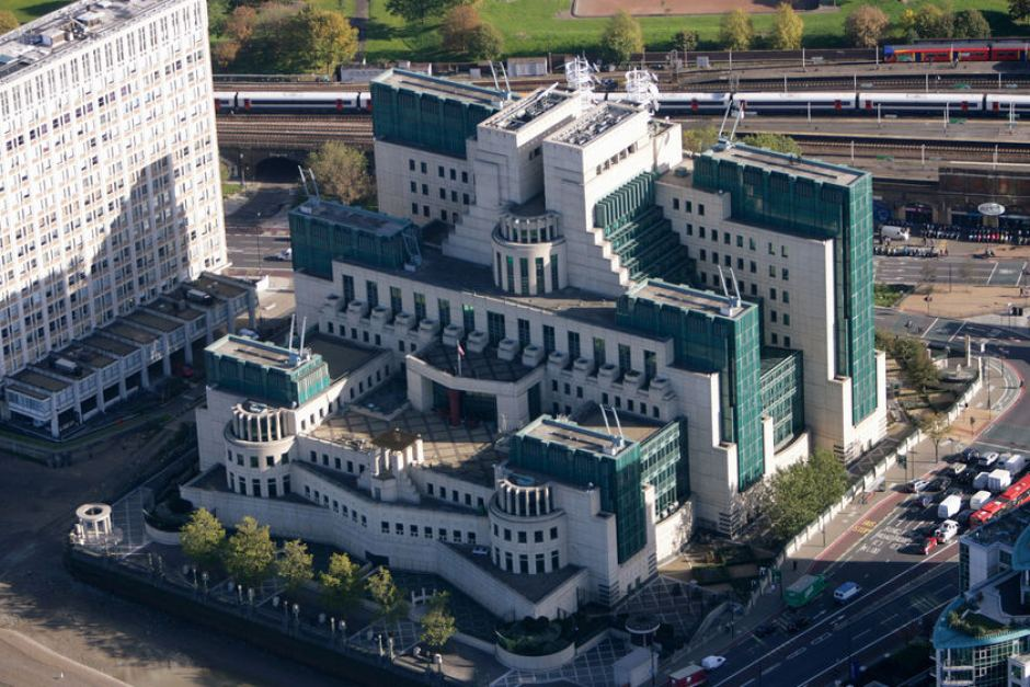 Image result for MI6 head quarters