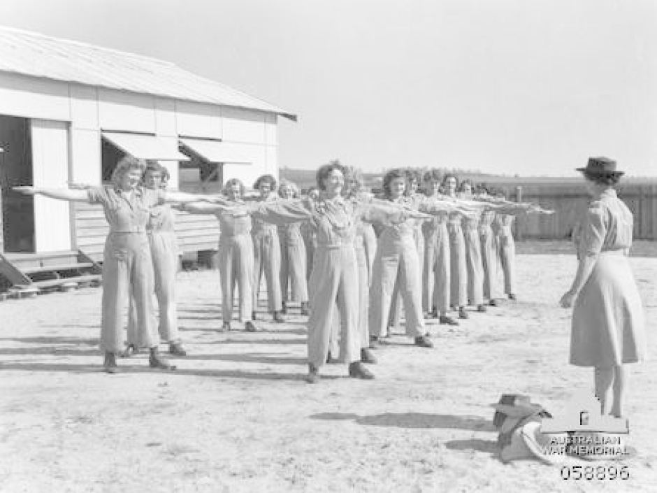 Land Army exercises