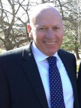 Former NSW Resources and Energy Minister Chris Hatcher