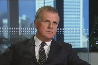 Super fund manager Garry Weaven speaks to Inside Business.