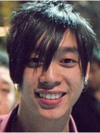 Missing person Jamie Gao