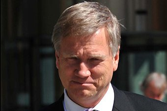 Commentator Andrew Bolt