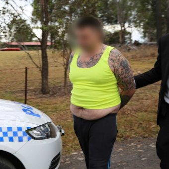 Man arrested at Bringelly