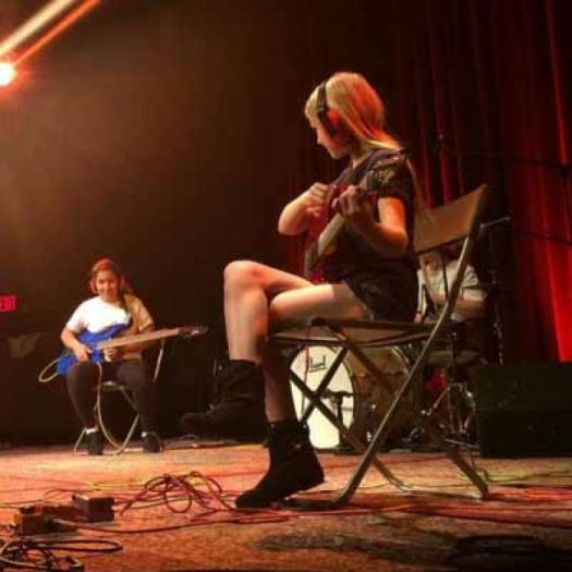 Girls Rock: New camp coming to Australia to amplify young ...