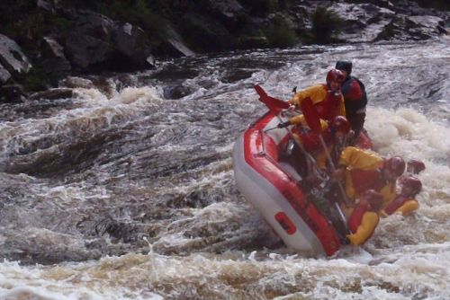 King River Rafting happy to stay afloat