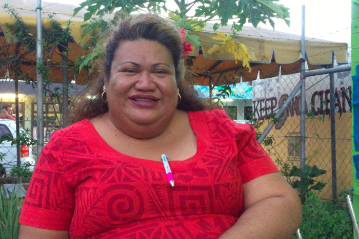 So'oalo Roger Stanley heads the fa'afafine organisation responsible for the pageant.