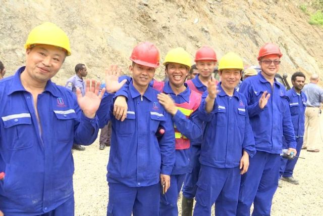 Image result for chinese workers