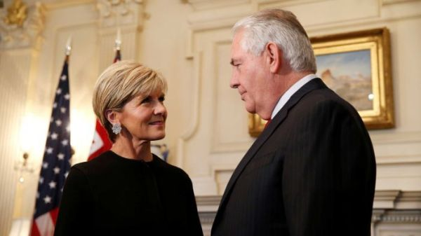 Rex Tillerson didn't find out he was leaving the White ...