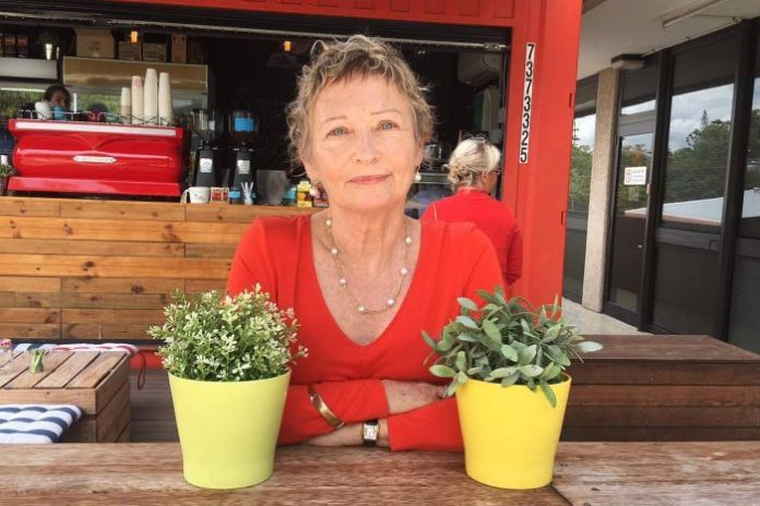 Brisbane retiree Marilyn Nelson, who has advanced lung cancer, says she has never smoked in her life