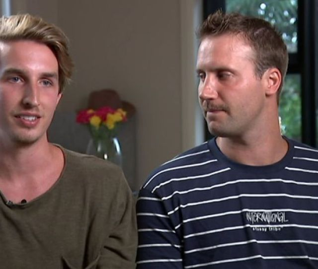 Engaged Couple Michael Winn And Sean Towner Talk About How Not Having The Right To Marry