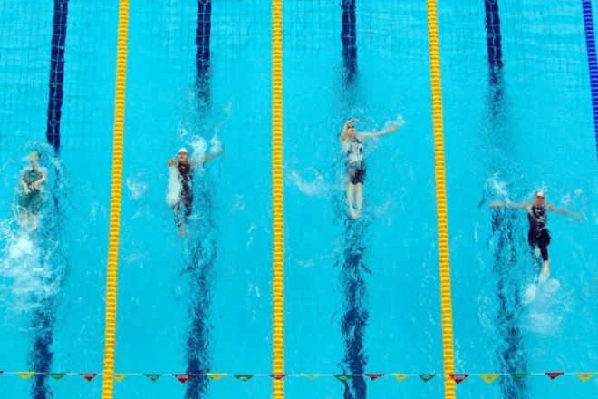 Paralympic swimming generic
