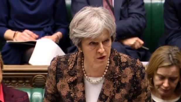 Theresa May: Russia highly likely to be behind poisoning