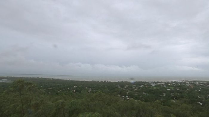 Cyclone Nora looms off the NT coast