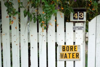 Hendon residents warned against bore water use (file photo)