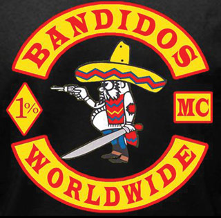 Bandidos colours