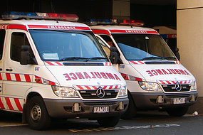 The Union claims the Metropolitan Ambulance Service is in crisis