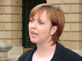Tasmanian Health Minister Lara Giddings