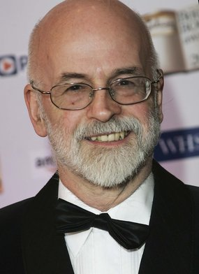 Best-selling author Terry Pratchett (file photo).