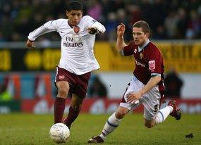 Gunners could meet Burnley again
