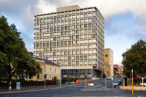 10 Murray Street Hobart, part of Parliament Square