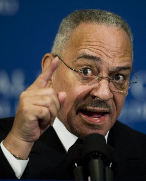 The Rev. Jeremiah Wright is blaming a lot of people for not having the Presidents ear; mainly guys like David Axelrod and Rahm Emmanuel.