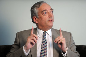 British environmental commentator and leading global warming sceptic Lord Christopher Monckton