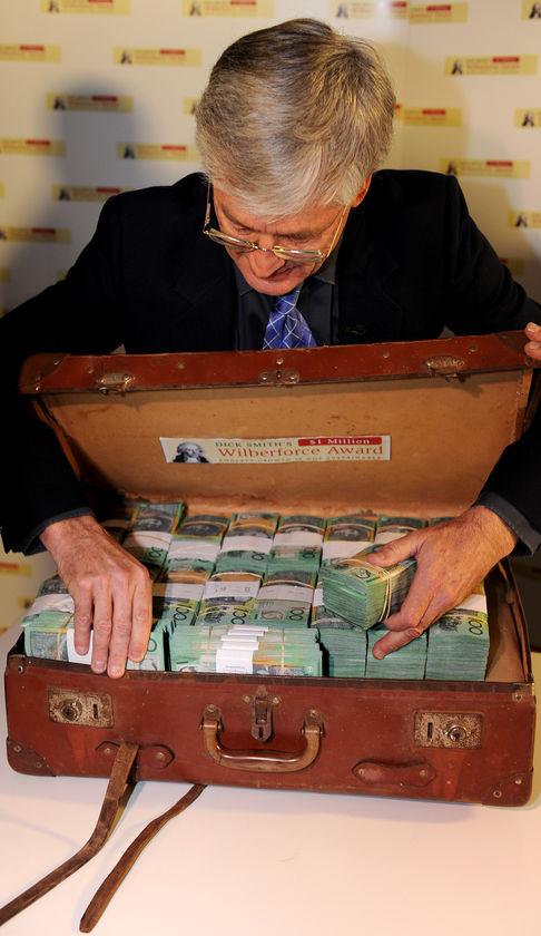 Dick Smith's $1 000 000