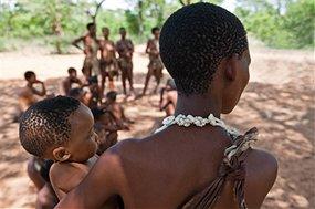 Southern Africa's bushmen