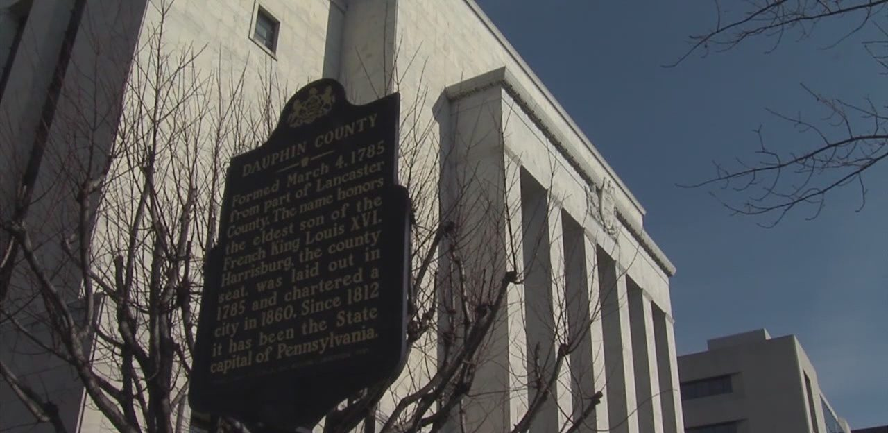 DA: Inmate had shank, planned shooting at Dauphin County Courthouse