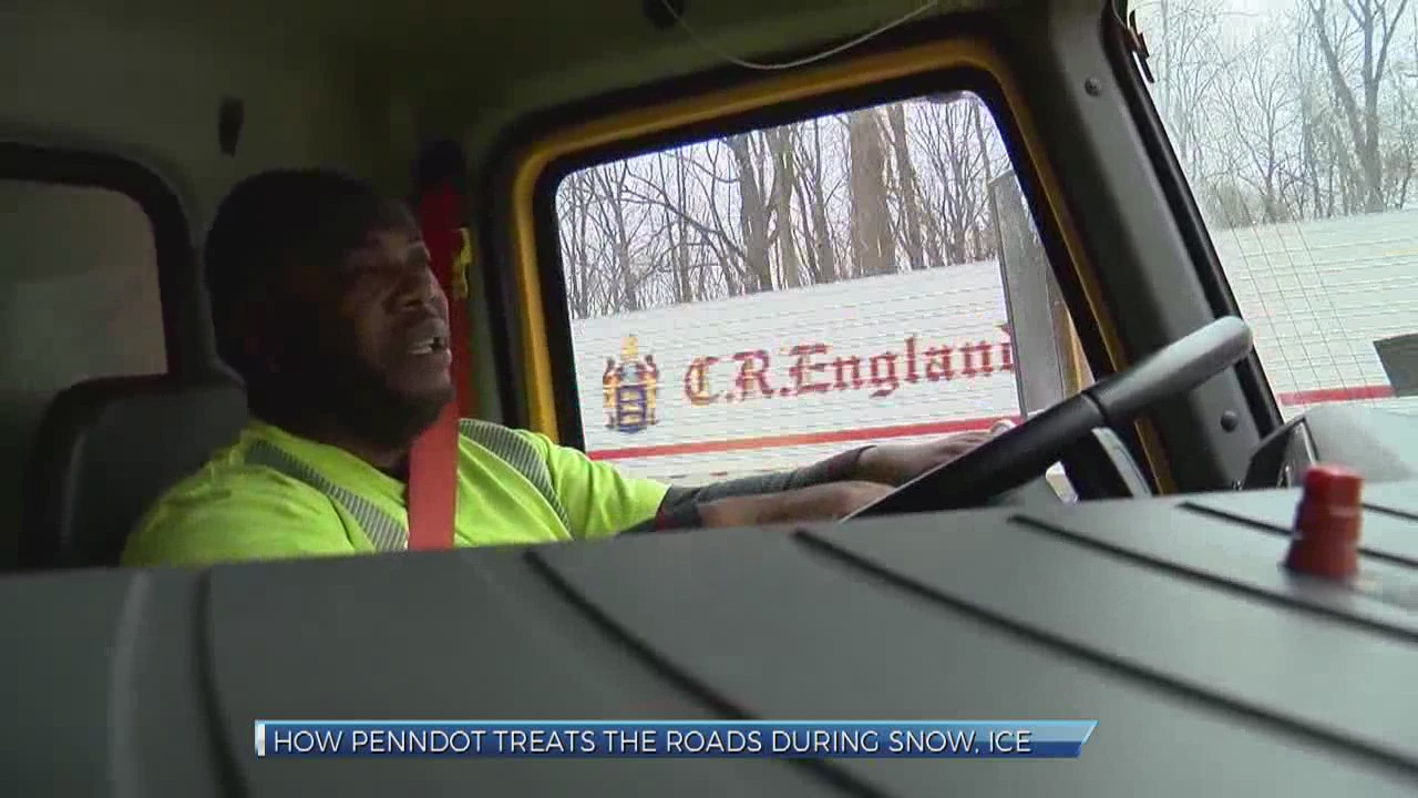 PennDOT had full force of York County snowplow drivers out for Saturday's inclement weather