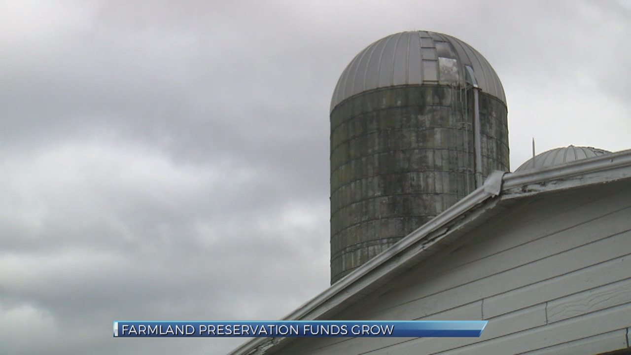 Farmland preservations funds grow in Cumberland County