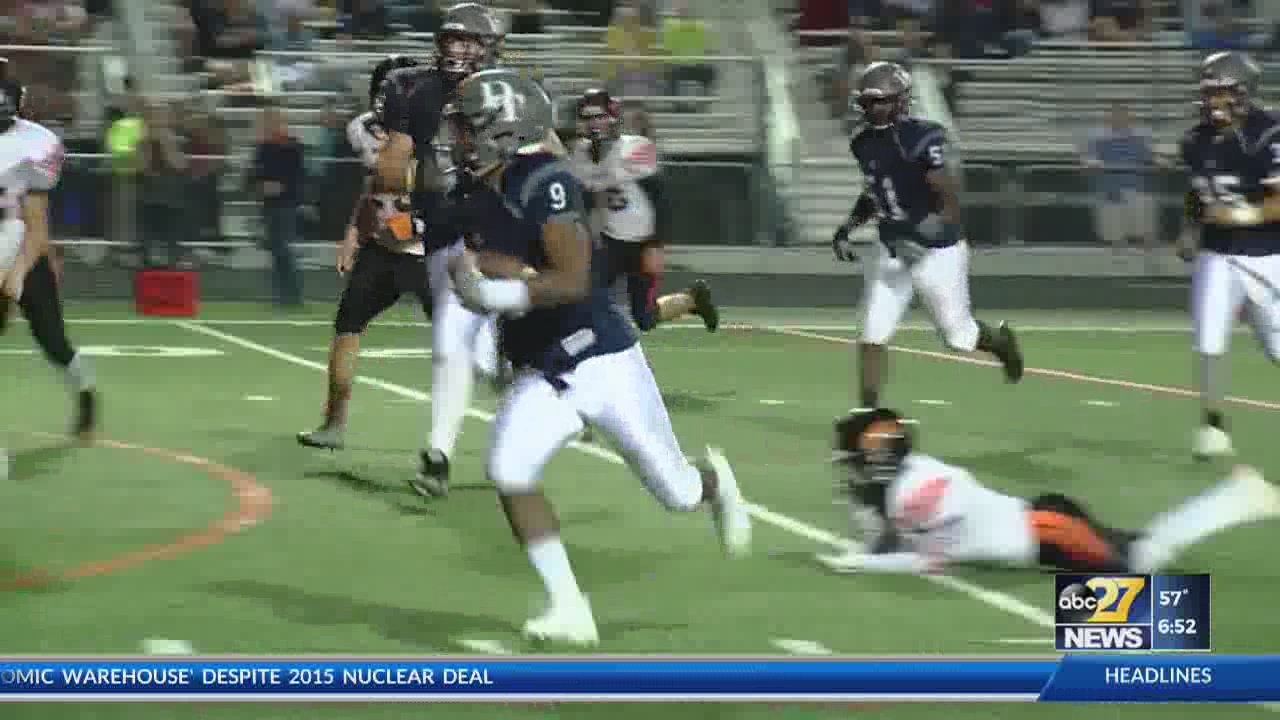 Dallastown and York football teams preview match up