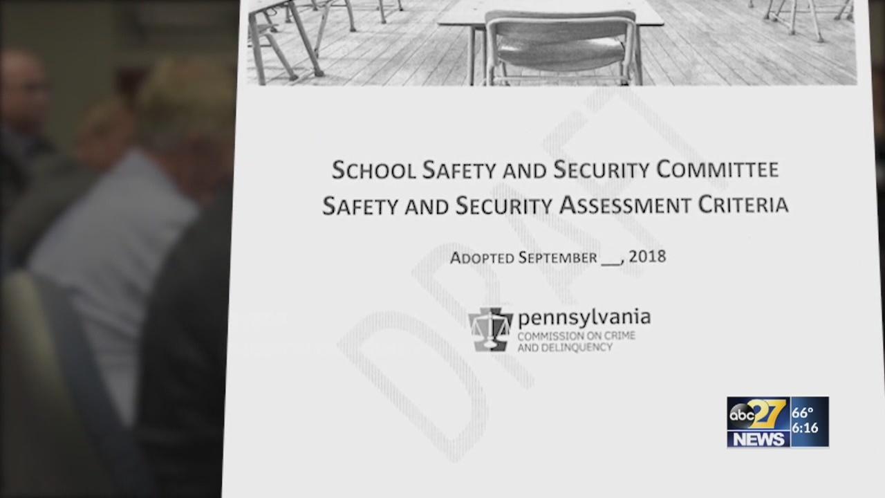 Schools under deadline to complete safety survey