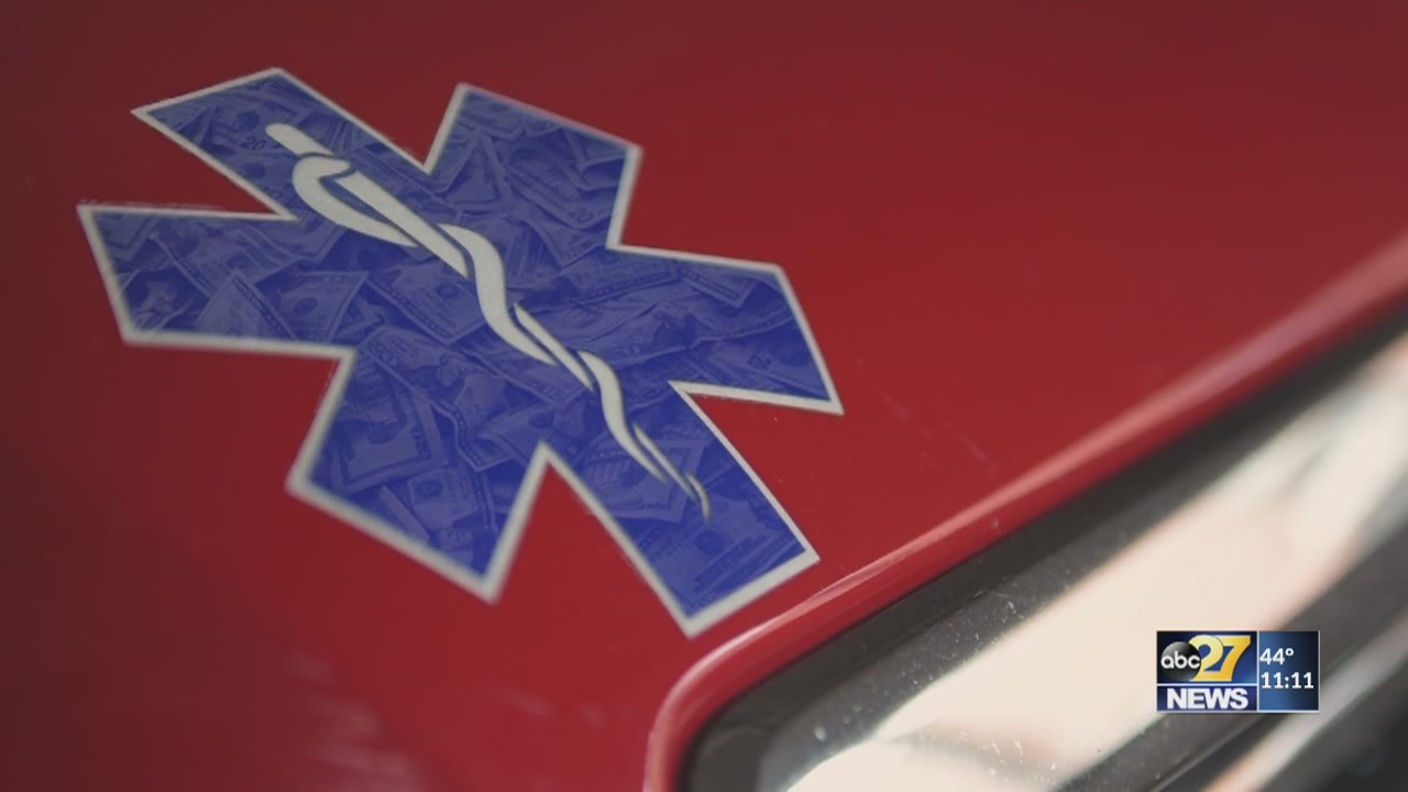 EMS in crisis: Patients pocketing insurance checks