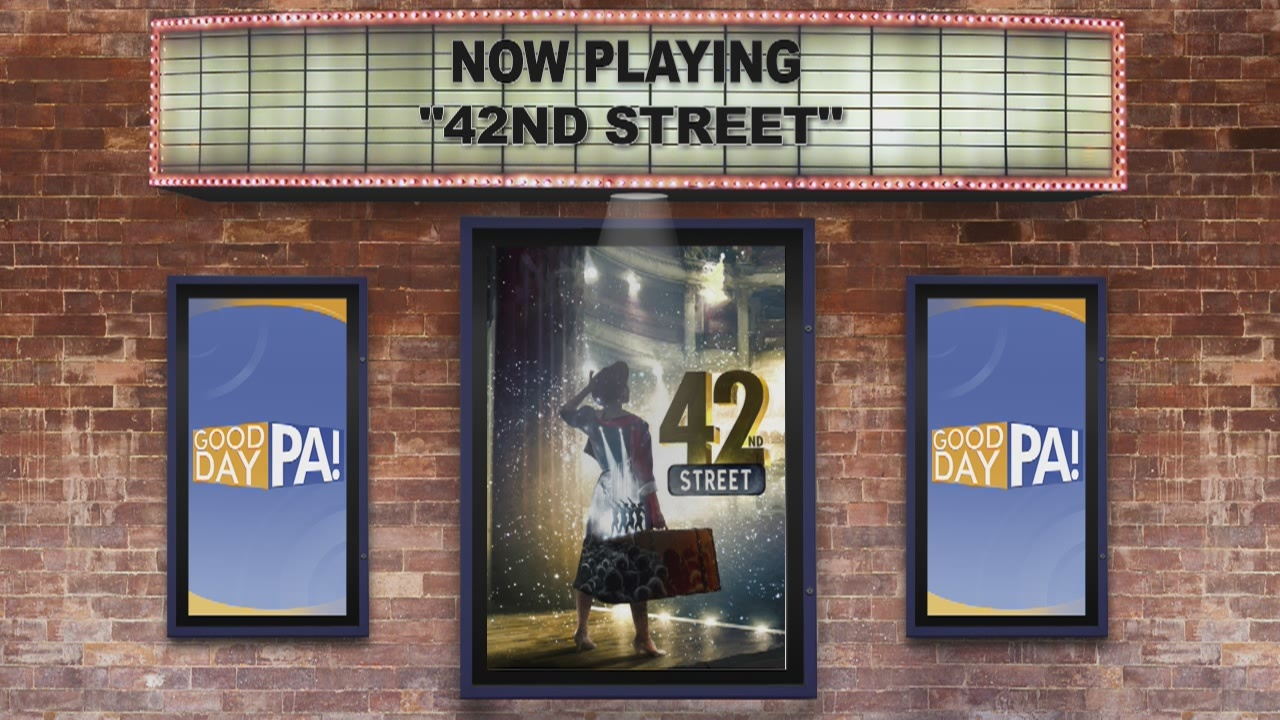 "Fulton Theatre performers give a preview of ""42nd Street"""