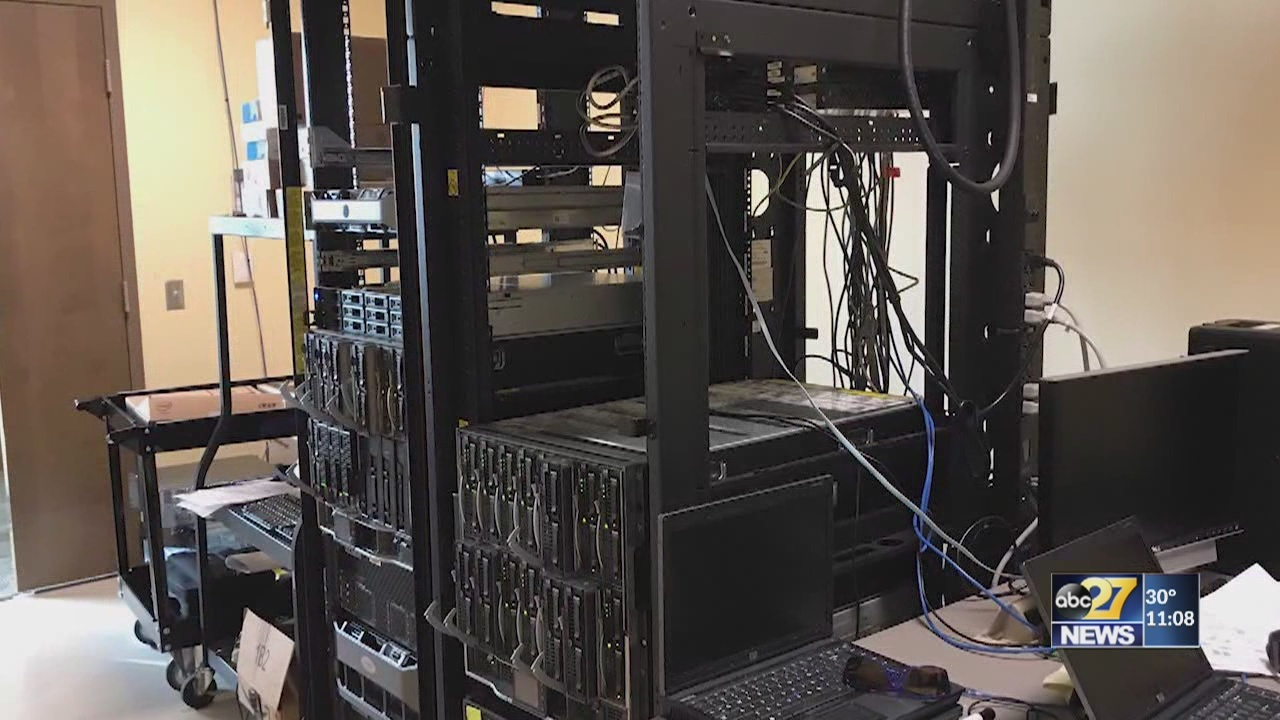 Harrisburg University supercomputer can tackle the workload of hundreds of regular computers