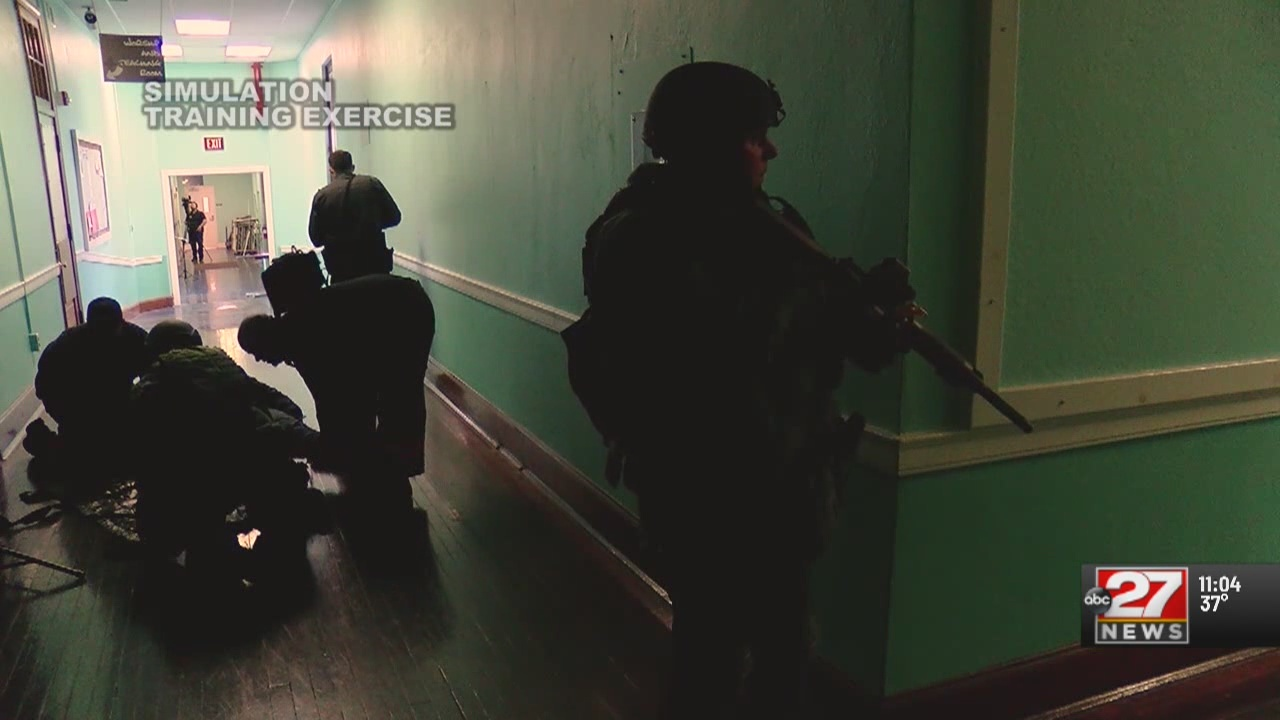 Police learn from past to train for school shootings