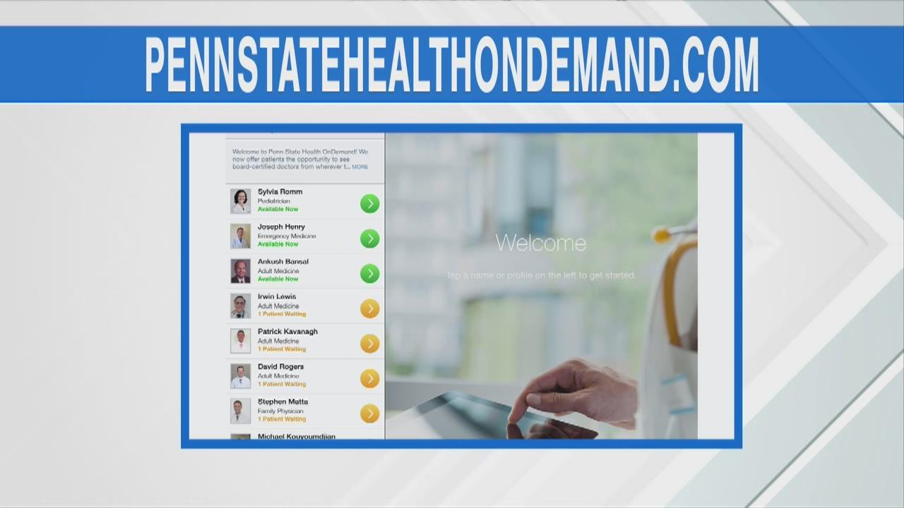 Penn State Health: Health On-Demand App
