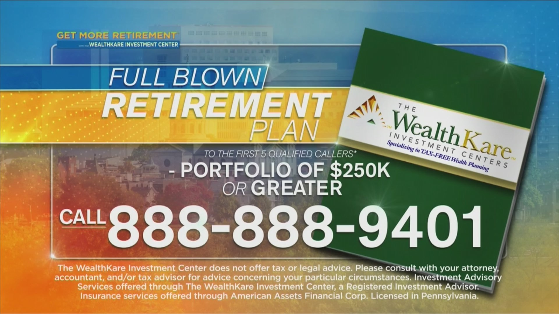 WealthKare: Impact of taxes on retirement
