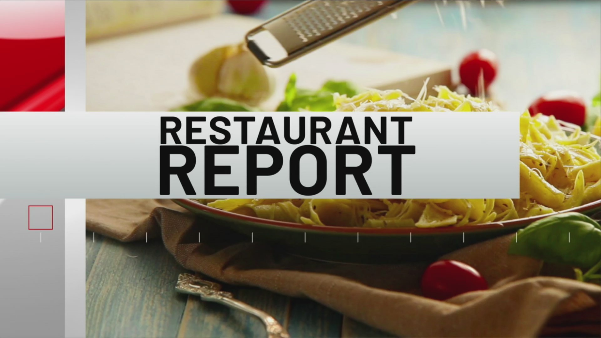Restaurant Report: Black residue, old food