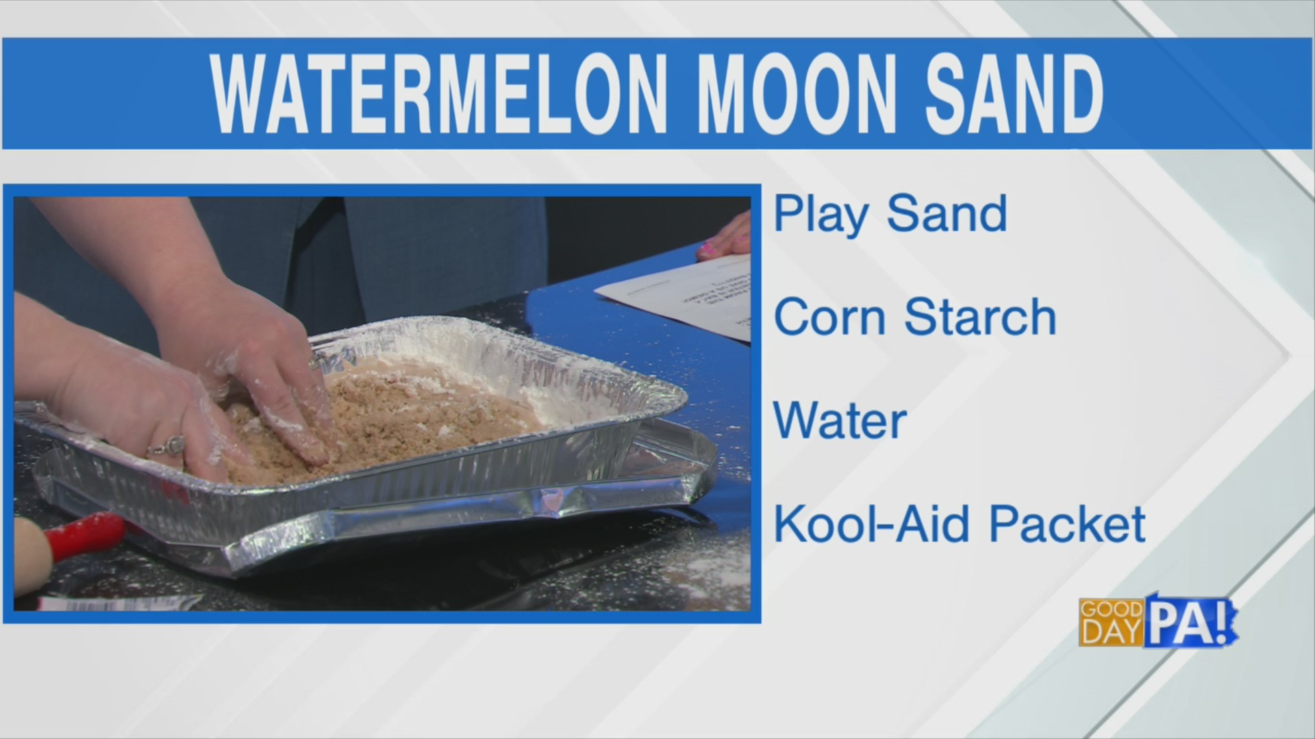 Watermelon Moon Sand